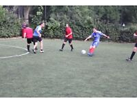 THURSDAY- SOCIAL FOOTBALL- PADDINGTON 4G- 7-8PM- PLAY WHEN YOU WANT