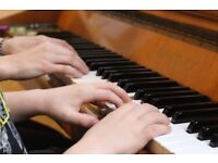 Piano lessons in Great Barr/Kingstanding and Moseley