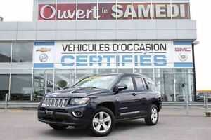 2016 Jeep COMPASS 4WD HIGH ALTITUDE Sport/North