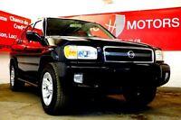2002 Nissan Pathfinder SE 4WD LEATHER SUNROOF
