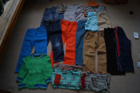 Bundle of Boys clothes,5-6 years