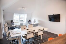 Furnished Modern Office space for rent in Bournemouth Town Center