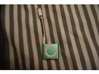 iPod Shuffle 2GB with box and earphones