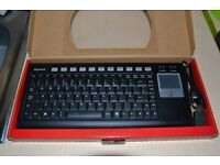KeySonic Wireless Keyboard & TouchPad Mouse (Ad will be removed when sold)