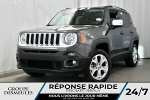 Jeep Renegade 4 RM, 4 portes, Limited