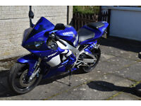 Yamaha R1 2001 (reg 2002) 5JJ carburetor model, might do swap