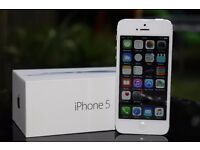 iPhone 5 16Gb on EE/T-Mobile/Virgin/Orange