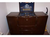 Cocktail cabinet free to collector