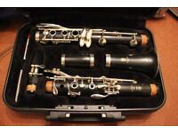 Yamaha Bb YCL250 Clarinet for Sale