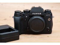 Fujifilm Fuji X-T1 XT1 Body