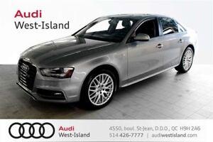 2015 Audi A4 2.0T QUATTRO