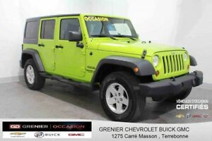 2013 Jeep Wrangler Unlimited unlimited Sport TRAIL RATED 4X4