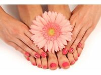 Mobile Manicure and Pedicure services (GLASGOW SOUTHSIDE)