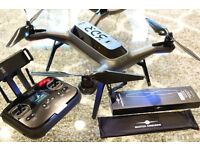 3DR Solo Drone with Master Airscrew Propellers