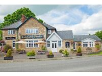 Experienced bar staff needed for large village pub & restaurant, Gastard, Corsham, Wiltshire