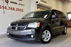 2016 Dodge Grand Caravan CREW PLUS CUIR CAMERA VAN