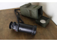 MOD Telescope Straight Image Intensified L6A1 Night Vision Scope 1983 good working condition