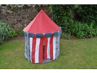 Kiddies Play Tent