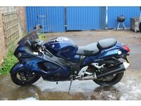 2011 SUZUKI Hayabusa - GSX 1300 Low mileage - Blue