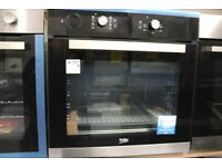 BEKO BIS25300XC Electric Steam Oven 71L Assisted cleaning Stainless Steel