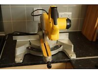 DeWalt Sliding Bevel Saw DW777