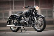 BMW R60 Motorcycle