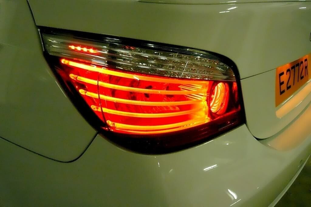 BMW E60 5 SERIES LCI FACELIFT REAR TAILLIGHT CONVERSION RETROFIT | in  Gravesend, Kent | Gumtree