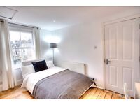 Can't be in London? Skype us now to reserve this lovely double bedroom in Lambeth North!