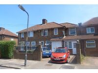 Stunning 3 bedroom house with beautiful garden in Harrow moments from Jubilee Line
