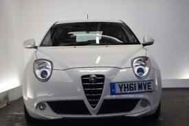 ALFA ROMEO MITO 1.4 TB MULTIAIR SPRINT 3d 105 BHP (white) 2011