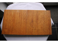 Heavy Duty Hand Made genuine Solid Oak Chop Board - Home use or Butcher shop