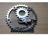 For Sale: Surley Single Speed Components