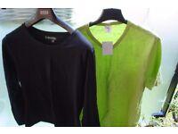 2 Cotton T-shirts --medium