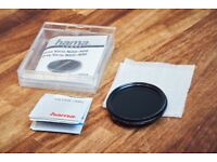 HAMA ND Vario ND2-400 58mm Variable Neutral Density Filter