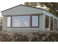 3 Bed Static Caravan and Pitch - Excellent Condition