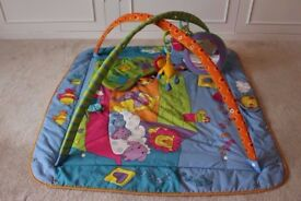 Tiny Love Gymini Kick and Play Activity Mat