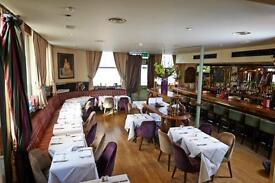 Charming & Bubbly Waiting Staff Required