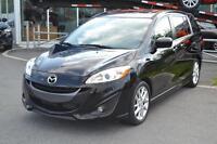 2012 Mazda Mazda5 GT*CUIR*TOIT*FULL