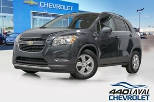2015 Chevrolet TRAX FWD TRAX LT A/c bluetooth mags groupe électr