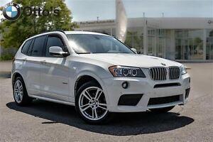 2014 BMW X3 xDrive35i M Sport Line