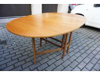 Elegant Nathan Mid-century Gateleg / Dropleaf Dining Table FREE DELIVERY CENTRAL EDINBURGH
