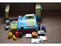 Toy till from Early Learning Centre. In original box.