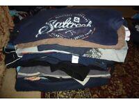 Mixed Boys Clothing Bundles Age 11/12 & 13/14 (32 items per bag)