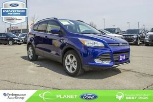 2014 Ford Escape SE FORD CERTIFIED LOW RATES & EXTRA WARRANTY! -