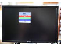 "Dell 19"" monitor | 19 inch screen for sale | E198WFP | Mint Condition"