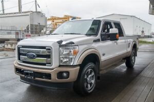 2012 Ford F-350 Clean King Ranch!