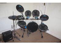 Traps E450 Electronic Full Size Drum Kit