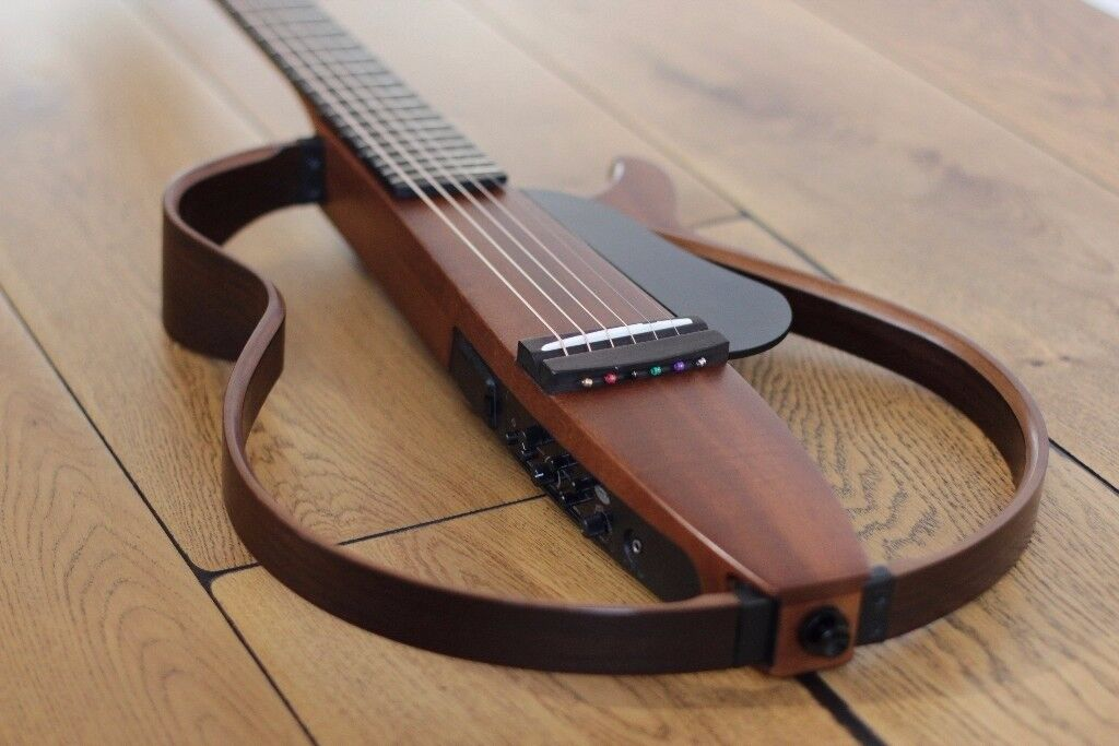 Yamaha SLG200S Steel String Silent Guitar (Natural) £495 / RRP £600