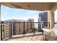 Spacious 2 Bed 2 Bath Apartment by East India DLR, E14, Newport Avenue, Private Balcony- VZ