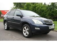 2003 (03) Lexus RX 300 3.0 SE 4X4, SUV, HUGE SPEC, SAT-NAV, LEATHERS, 3 MONTHS WARRANTY, PX WELCOME
